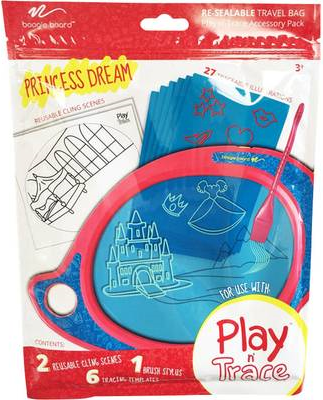 Boogie Board Accessory Pack - Princess Dream für Play & Trace (0819459011679)