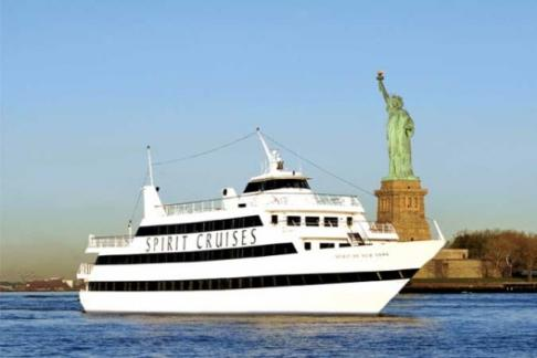 Spirit of New York - Dinner Cruise