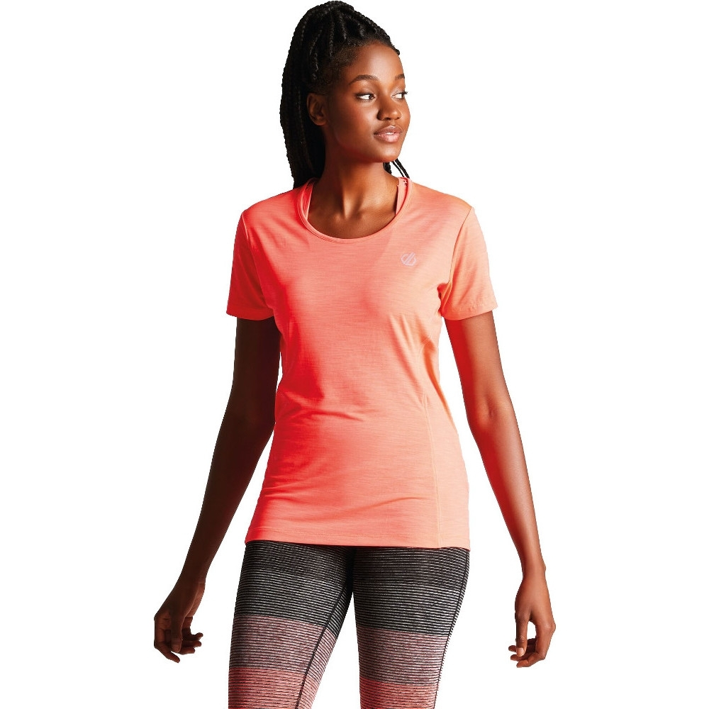 Dare 2B Womens Kindred Lightweight Quick Drying T Shirt 8 - Bust 32' (81cm)