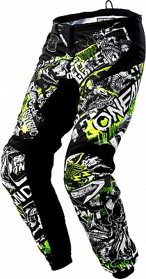ONeal Element S18 Attack, textile pants kids