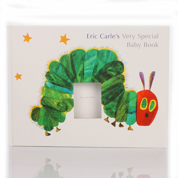 The Very Hungry Caterpillar Special Baby Book