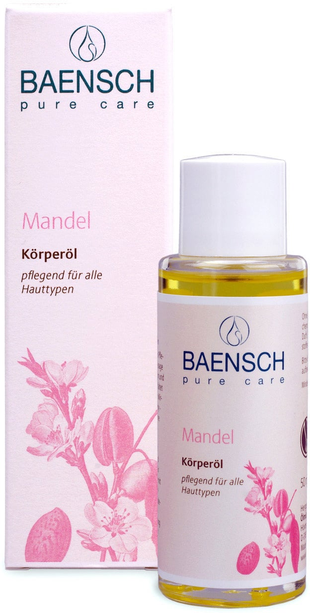 BAENSCH pure care Almond Skin Oil