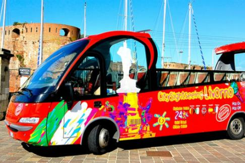 City Sightseeing Livorno - Hop on Hop off Tour