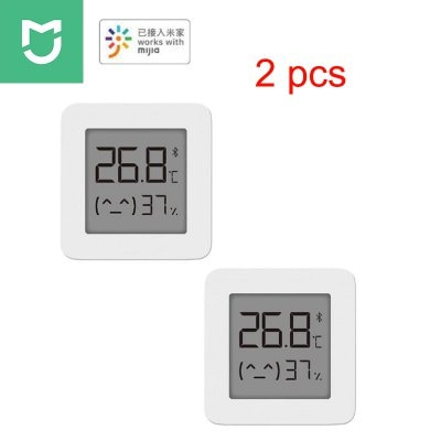 Xiaomi Mijia Bluetooth Hygrometer Thermometer 2 Wireless Smart Electric Digital Thermometer China