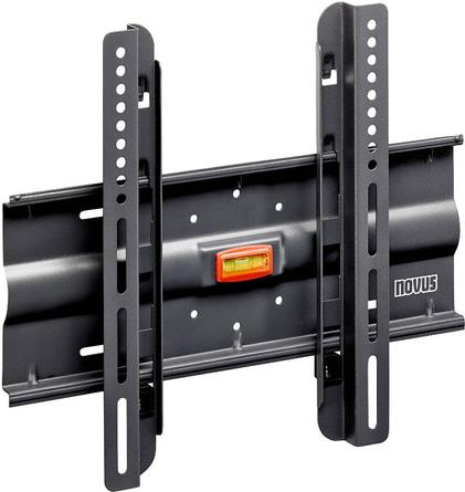 Novus ScreenMount Fix 400 - Computermonitor/TV - 35 kg - 100 x 100 mm - 400 x 300 mm - Anthrazit - Eingebaute Wasserwaage (940+0405+000)