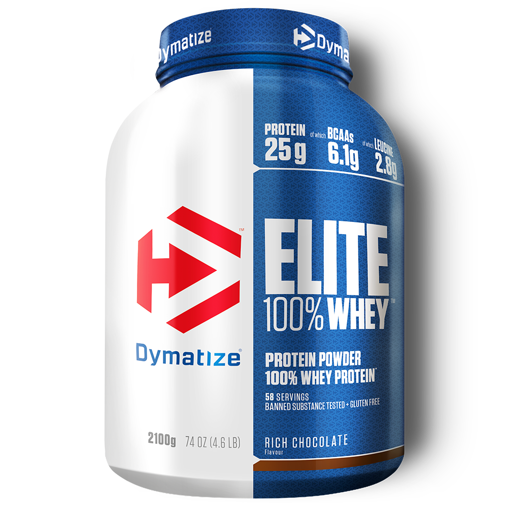 Dymatize Elite Whey 2,1kg - Rich Chocolate