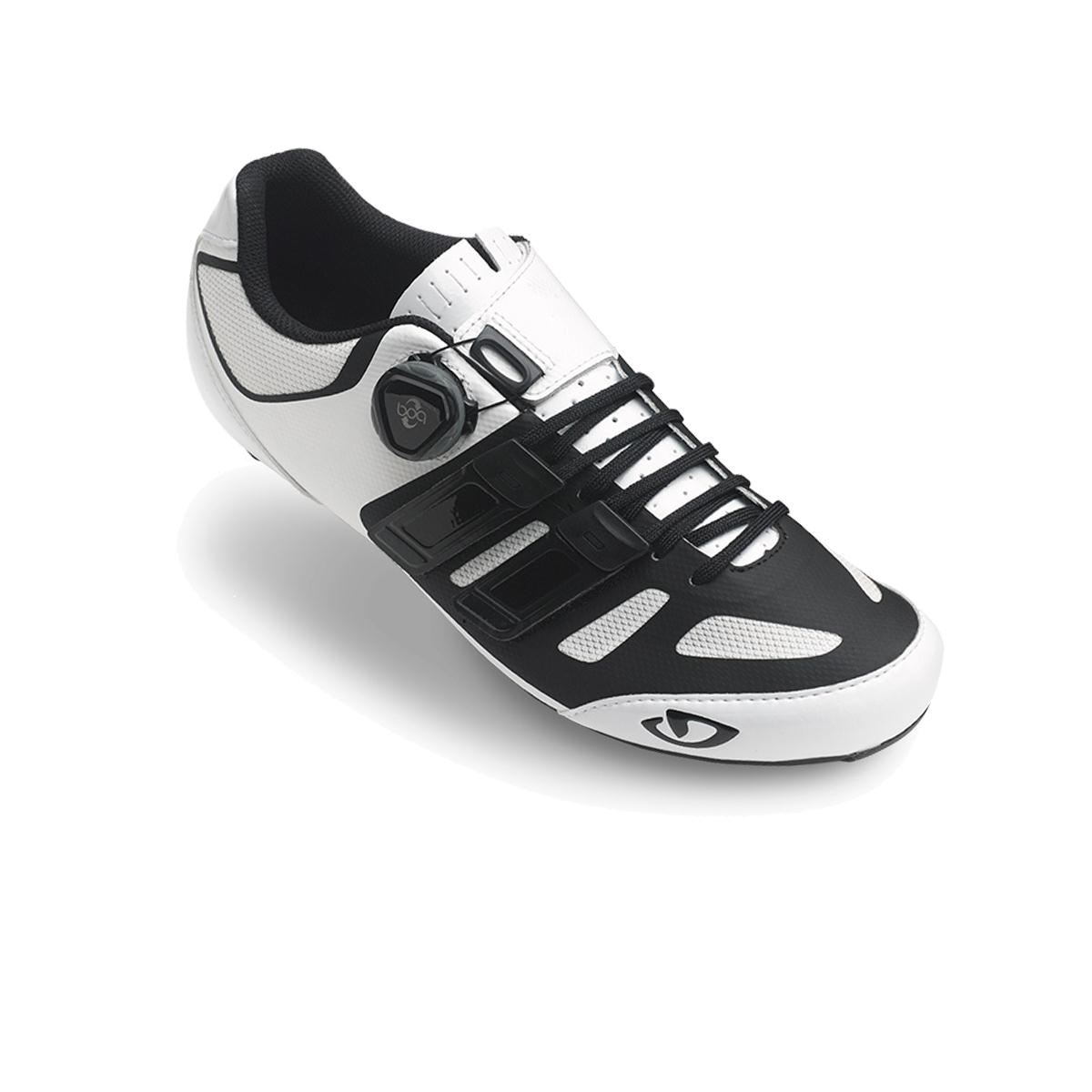 GIRO Sentrie Techlace Road Cycling Shoes 2018 White 46