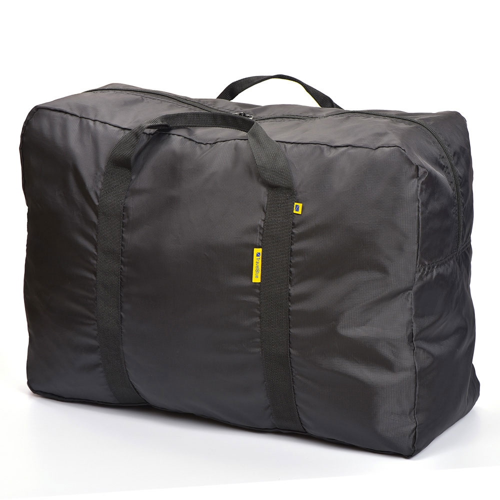Travel Blue Foldable XL Carry Bag - Black