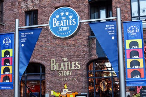 The Beatles Story Museum + Sandwich & Beer Meal Deal