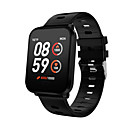 K10 Smart Watch BT Fitness Tracker Support Notify/Blood Pressure/Heart Rate Monitor Sport Bluetooth Smartwatch Compatible Iphone/Samsung/Android Phones