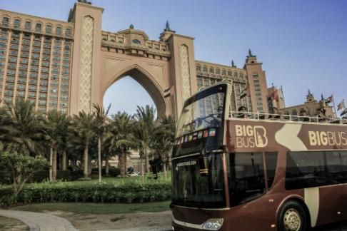 Big Bus Dubai - Premium Ticket