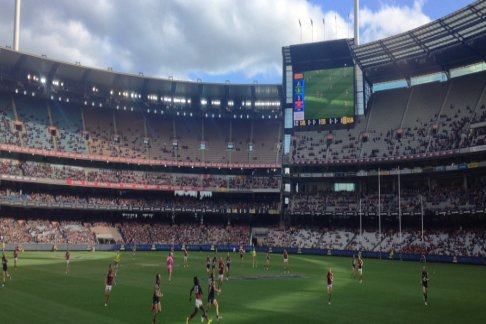 City Sports Tour + MCG Tour + National Sports Museum