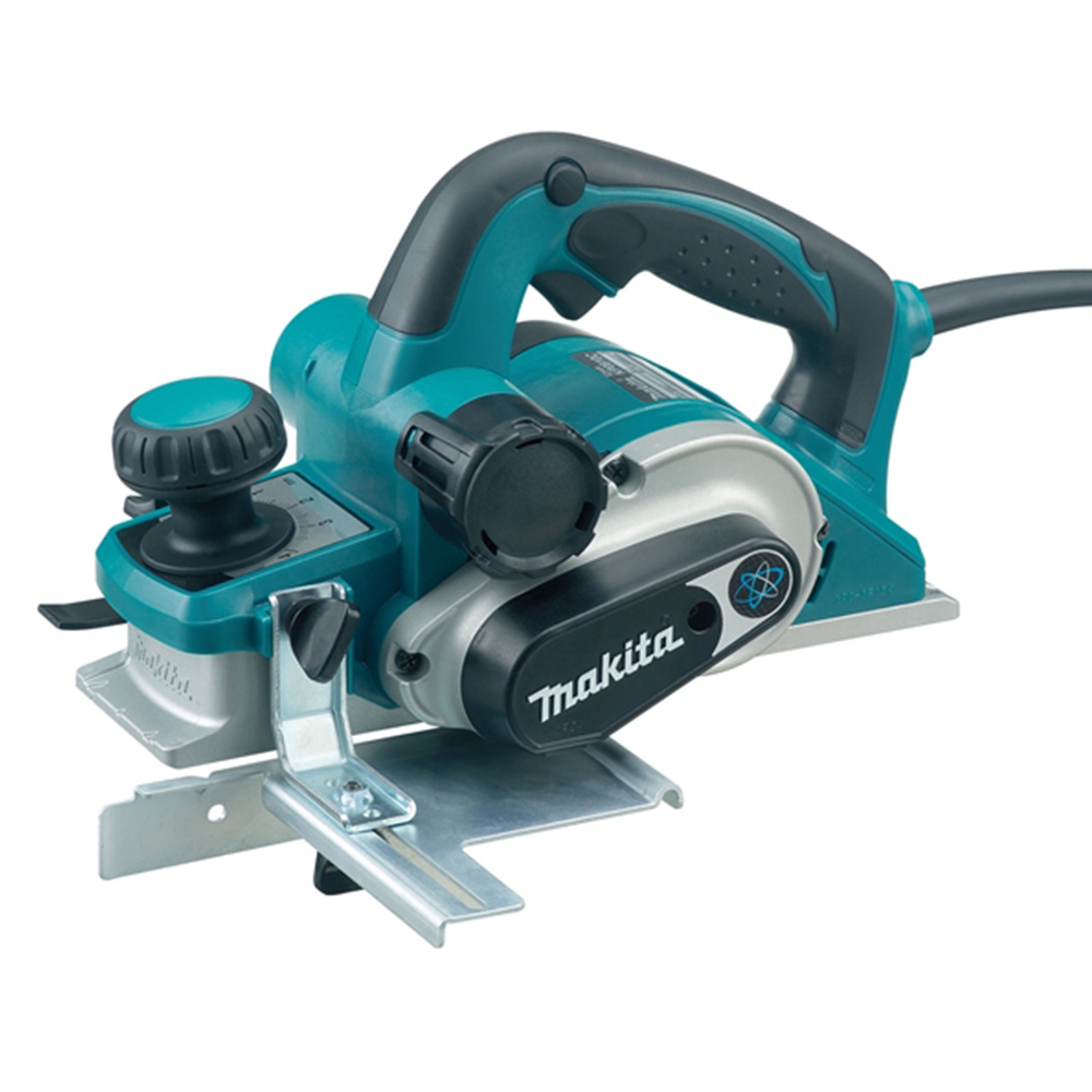 Makita KP0810 CK 240 Volt 82mm Planer 1050w Constant Speed Control  Case