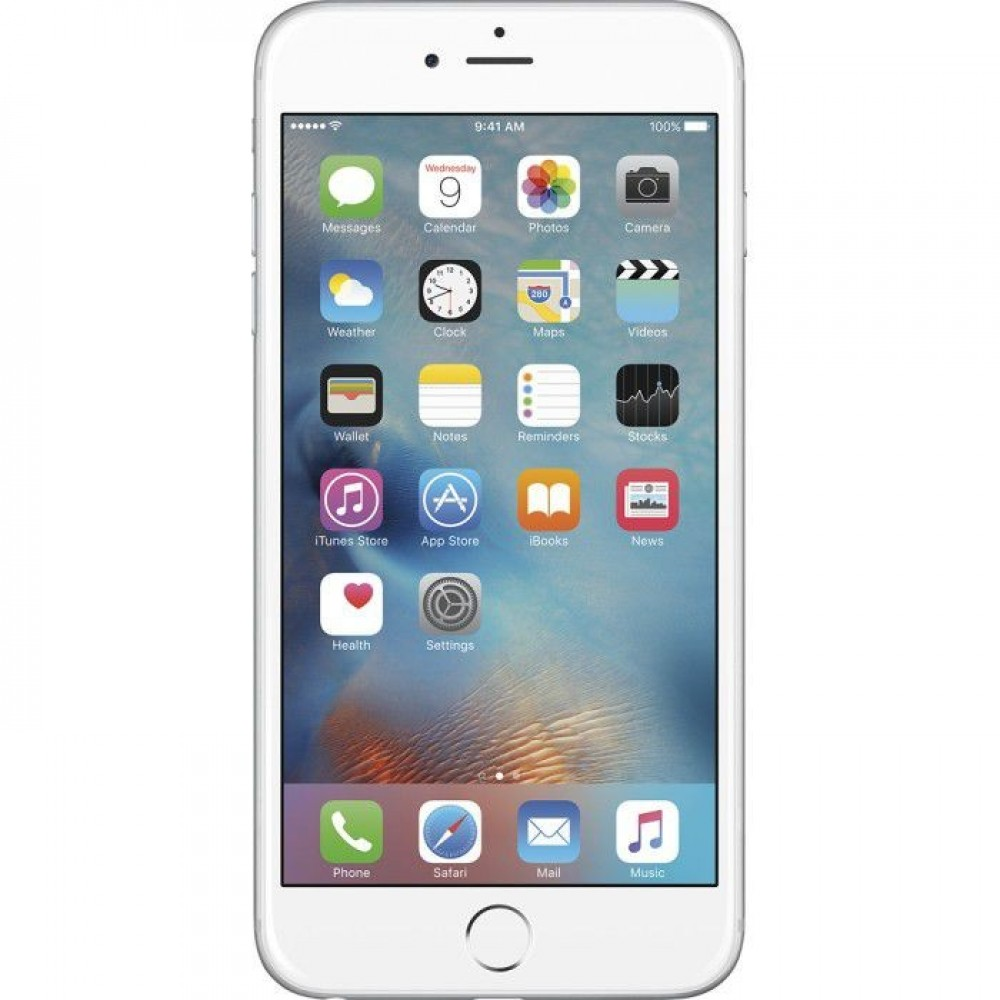 iPhone 6 64GB Silver- GSM Unlocked