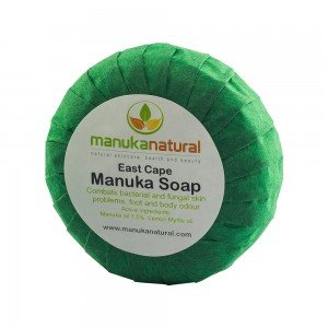Manuka Soap - Cleansing Soap Infused With Natural Essential Oils