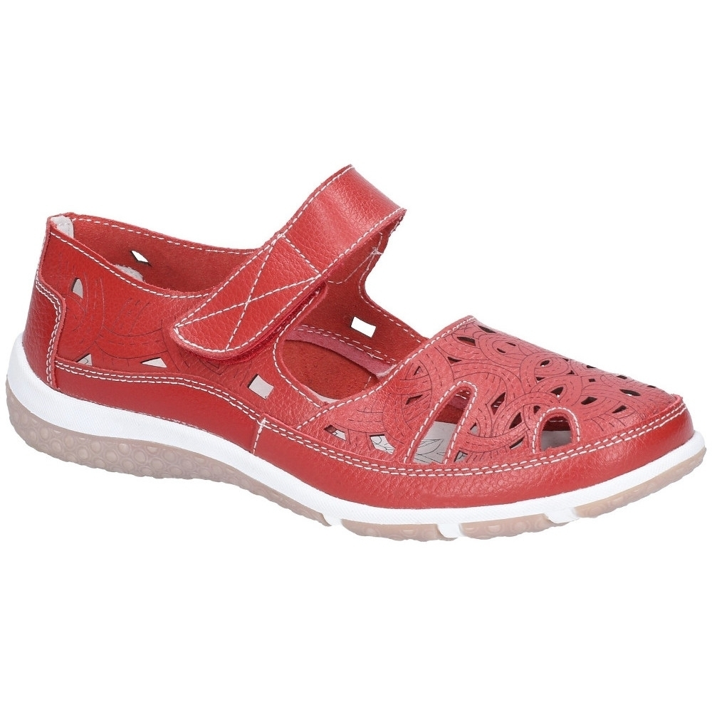 Fleet & Foster Womens Jasmine Light Mary Jane Summer Shoes UK Size 5 (EU 38)