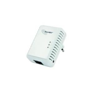 ALLNET Powerline ALL168250 - Bridge - HomePlug AV (HPAV) - an Wandsteckdose anschließbar