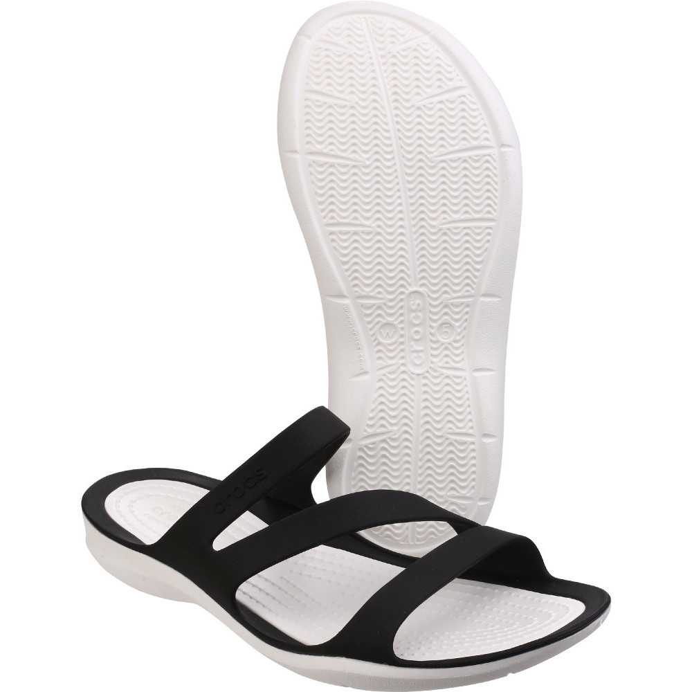 Crocs Womens/Ladies Swiftwater Lightweight Soft Versatile Sandals UK Size 6 (EU 38.5  US 8)