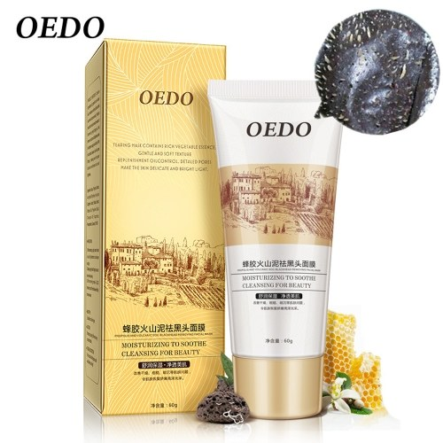 OEDO Volcanic Soil Facial Mask