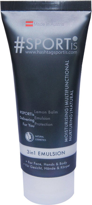 #SPORTis 3in1 Emulsion