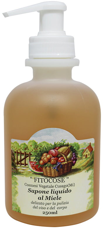 Fitocose Honey Liquid Soap