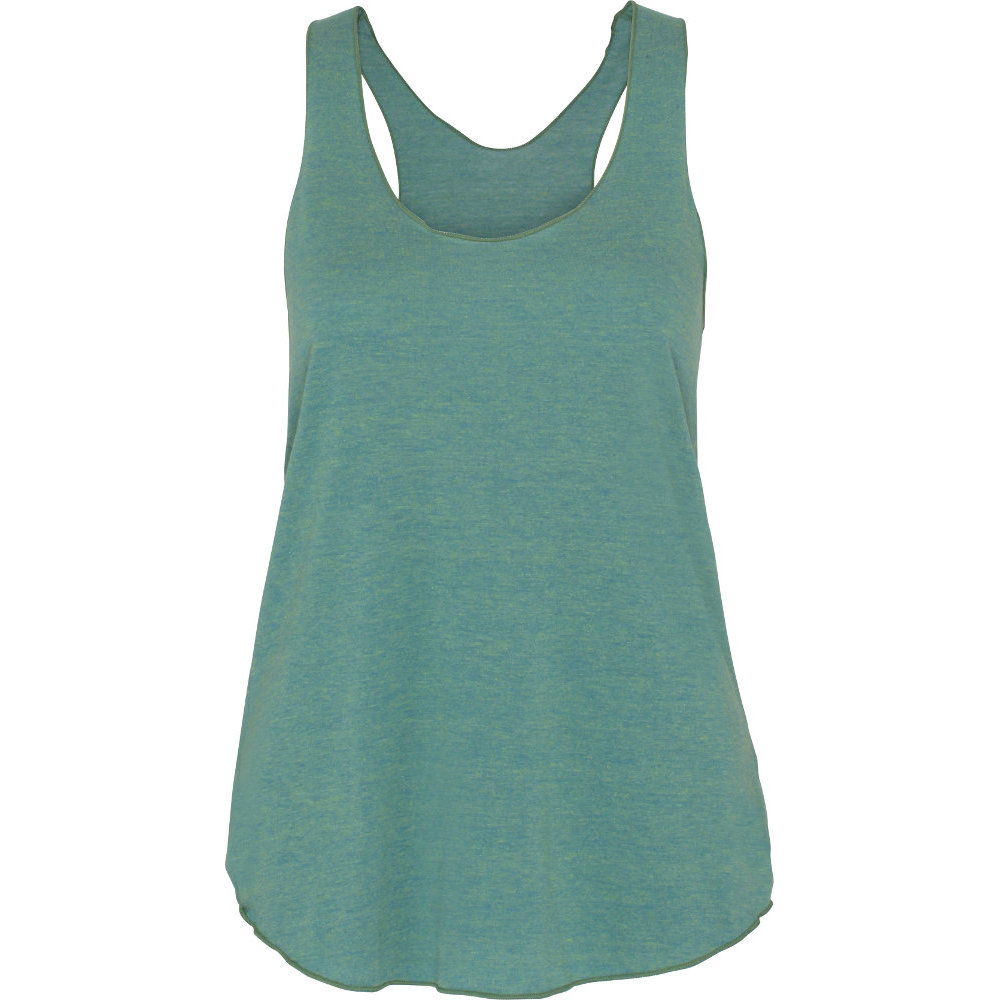 American Apparel Womens/Ladies Triblend Racerback Polycotton Tank Top L - Chest 36-38' (91.4-96.5cm)