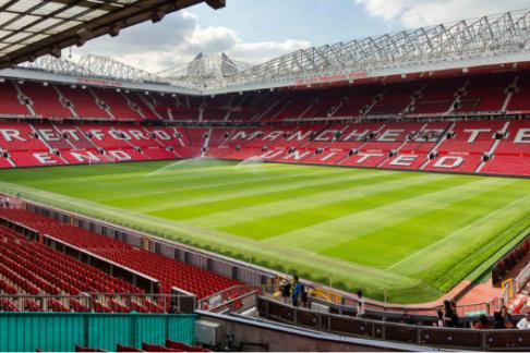Manchester United - Stadium Tour & Museum Ticket