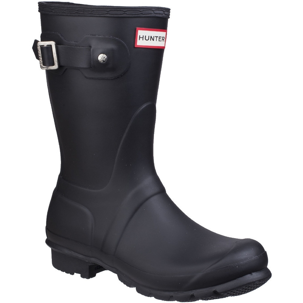 Hunter Mens Original Mid Height Durable Wellington Boots UK Size 5 (EU 38)