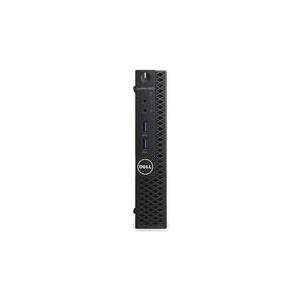 Dell OptiPlex 3050 - Micro - 1 x Core i5 7500T / 2.7 GHz - RAM 8 GB - SSD 256 GB - HD Graphics 630 - GigE - WLAN: 802.11a/b/g/n/ac, Bluetooth 4.2 - Win 10 Pro 64-Bit - Monitor: keiner - BTS