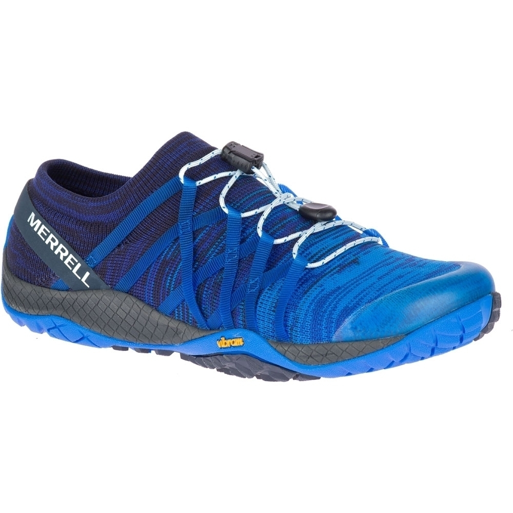 Merrell Womens/Ladies Trail Glove 4 Knit Stretch Active Trainers Shoes UK Size 5 (EU 38  US 7.5)