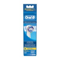 Oral B EB20B4 4x Replacement Precision Clean Heads