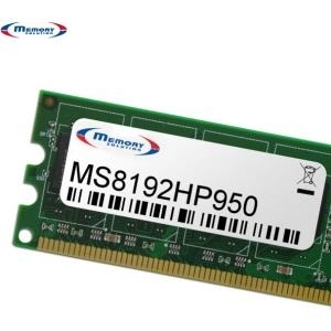 Memory Solution MS8192HP950. RAM-Speicher: 8 GB, Komponente für: PC / Server. Kompatible Produkte: HP 280 G1 MT, Slim Tower (SFF) (B4U37AA)
