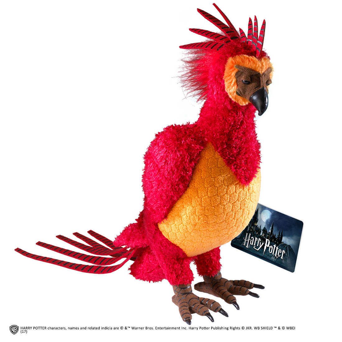 Fawkes 12 Inch from Harry Potter (by Noble Collection NN8873)