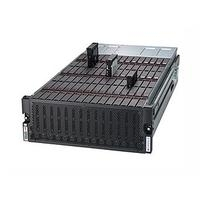 Super Micro Supermicro SuperStorage Server 6048R-E1CR90L - Server - Rack-Montage - 4U - zweiweg - SAS - Hot-Swap 6,4 cm, 8,9 cm (2.5