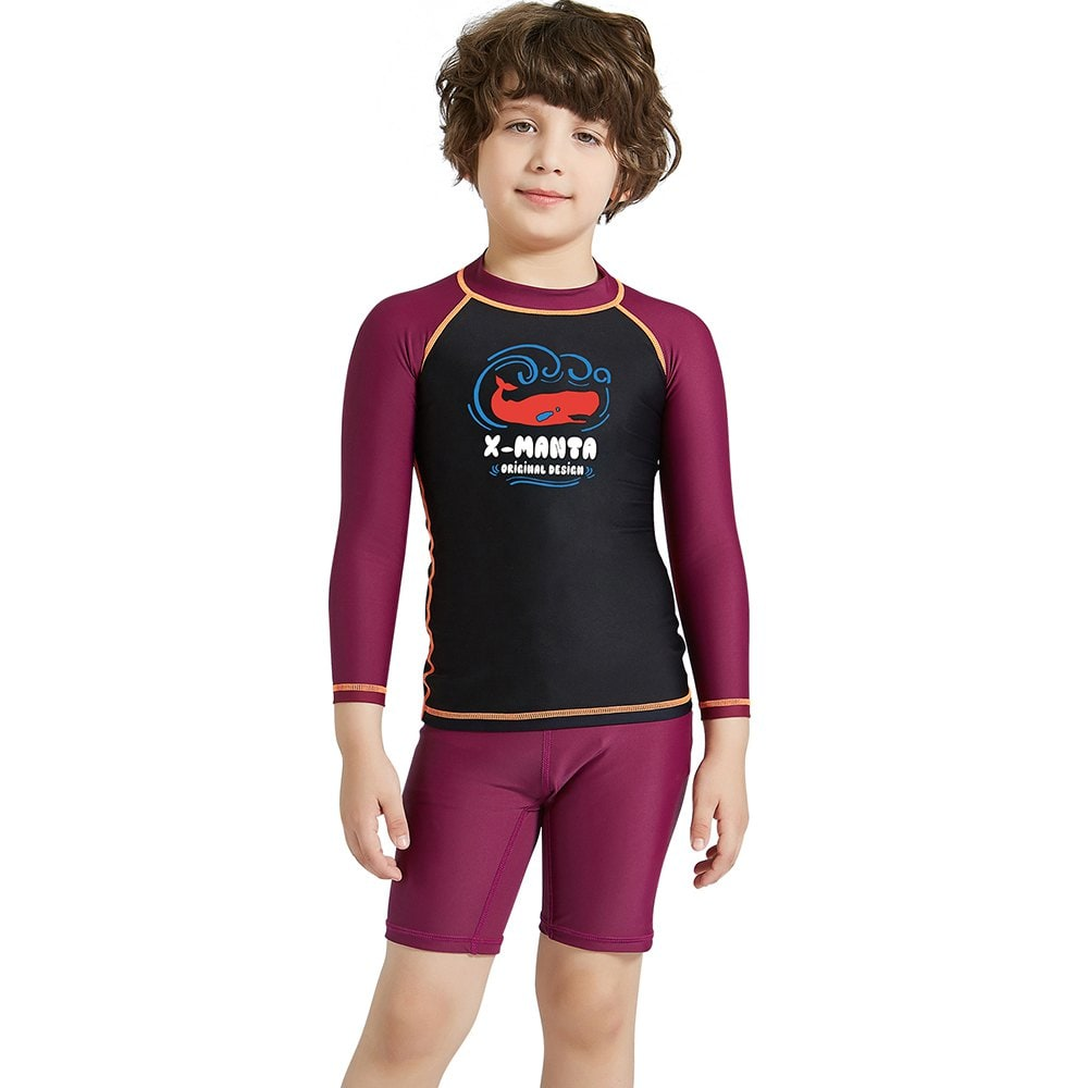 DIVE SAIL LS - 18835 Children Split Sunscreen Diving Suit