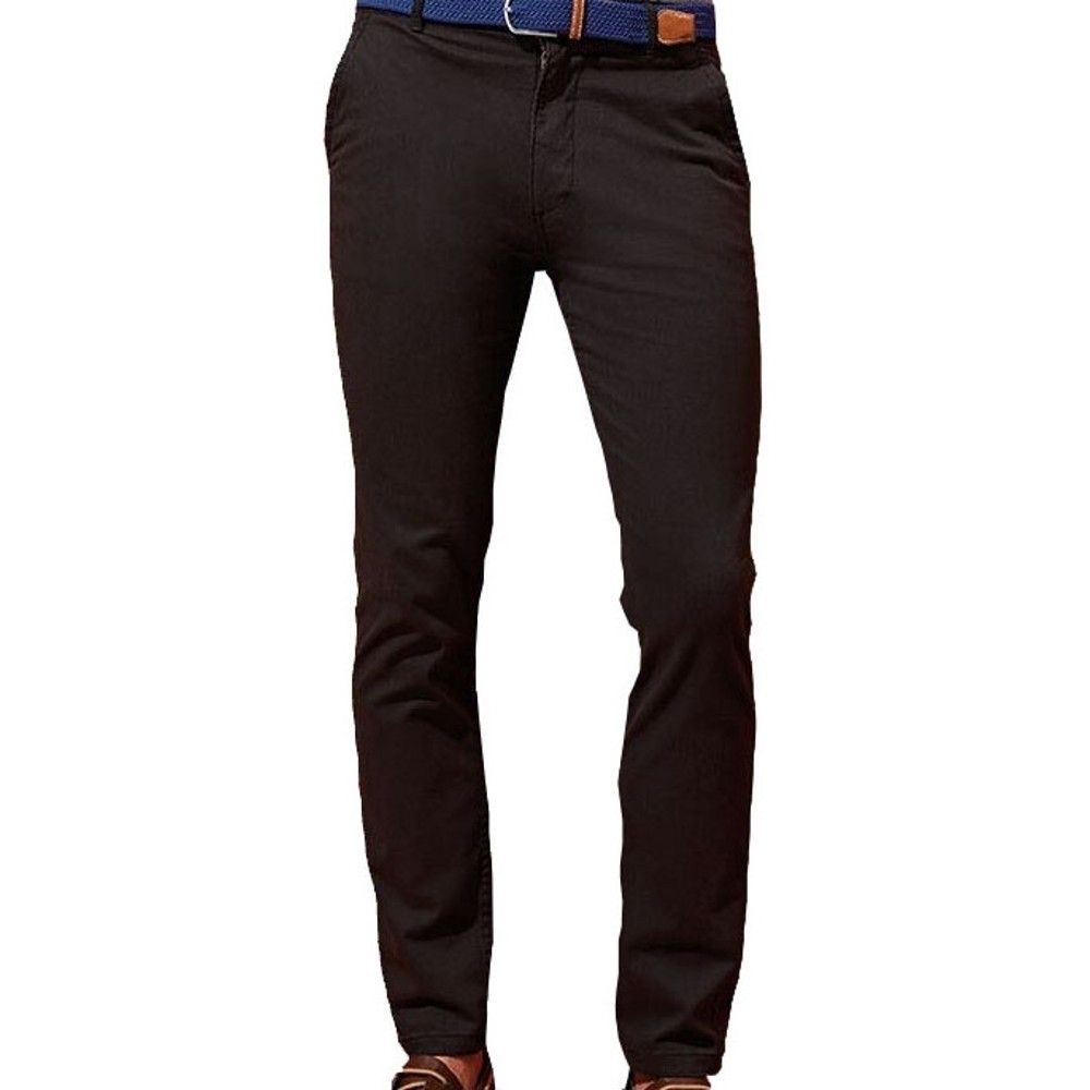 Outdoor Look Mens Willis Slim Fit Casual Chino Trousers 2XL- Waist 40' (Inside Leg 32')