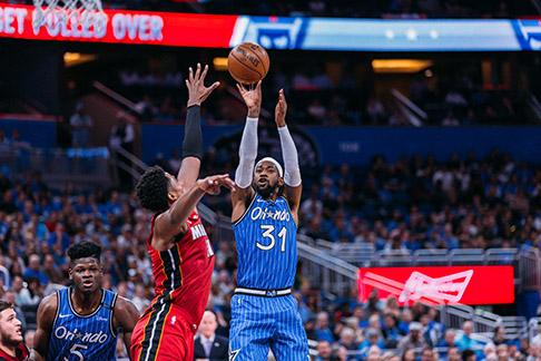Orlando Magic vs Houston Rockets