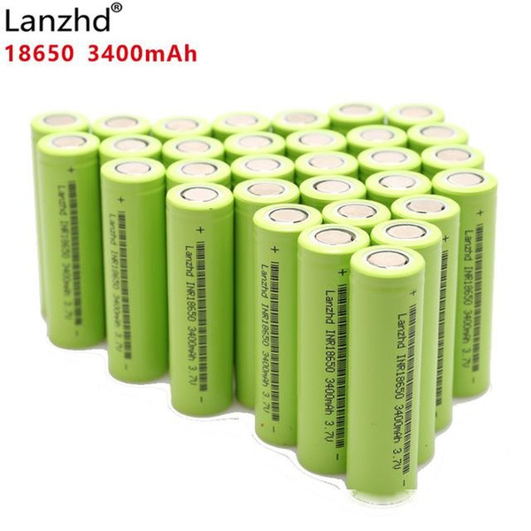 consumer electronics 2020 new original inr18650 3400 mah battery 18650 30q 30a discharge rechargeable li-ion batteries for electric tools