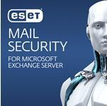 ESET Mail Security For Microsoft Exchange Server - Crossgrade-Abonnementlizenz (3 Jahre) - 1 Benutzer - Volumen - Stufe G (500-999) - Win