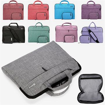 For 15'' Macbook Air/Pro Cotton Fabric NoteBook Sleeve Carry Laptop Bag