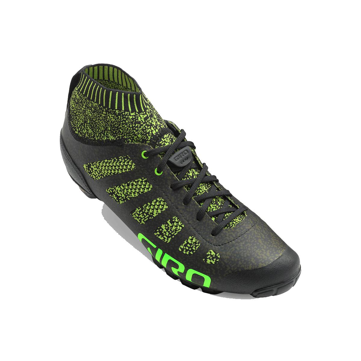 GIRO Empire VR70 Knit MTB Cycling Shoes 2018 Lime/Black 47