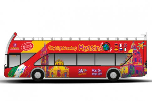 City Sightseeing Messina - Hop on Hop off Tour