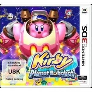 Nintendo 2DS/3DS - Kirby Planet Robobot (2233340)