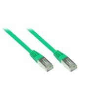Good Connections Alcasa GOOD CONNECTIONS - Patch-Kabel - RJ-45 (M) - RJ-45 (M) - 10 m - SFTP - (Kategorie 5e) - grün (855G-100)