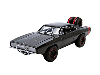 Dodge Charger RT (1970) Diecast Model Car from Fast And Furious Furious 7