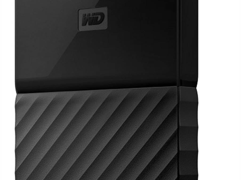 Western Digital My Passport (2TB) (Schwarz)