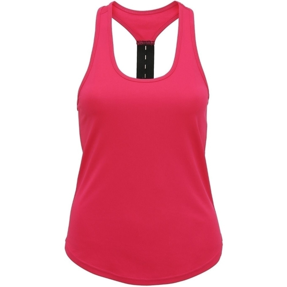 Outdoor Look Womens/Ladies Spean Wicking Vest Cool Dry Gym Running Top S- UK Size 10