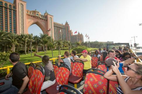 City Sightseeing Dubai Hop-on Hop-off