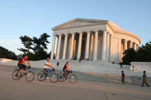 Bike and Roll DC - Monuments @ Nite Tour