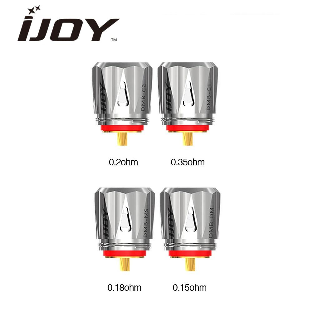 3pcs/pack IJOY Diamond Baby Replacement Coil for IJOY Diamond Baby Subohm atomizer DMB E-cig Core 3pcs